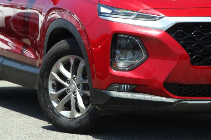 2018 Hyundai Santa Fe Active DM5 Series II MY18 4X4 On Demand Red