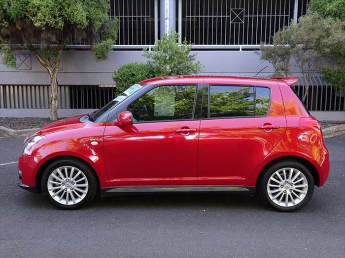 2006 Suzuki Swift Sport RS416 Red
