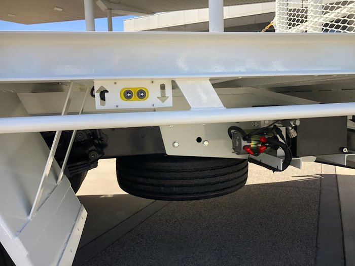 2020 HINO FE 1426 AUTO White