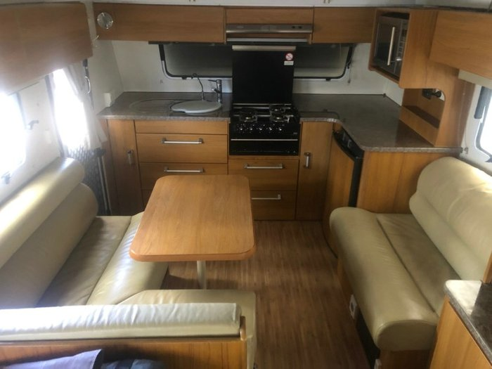 2011 JAYCO STERLING 16.52-1.11ST WHITE