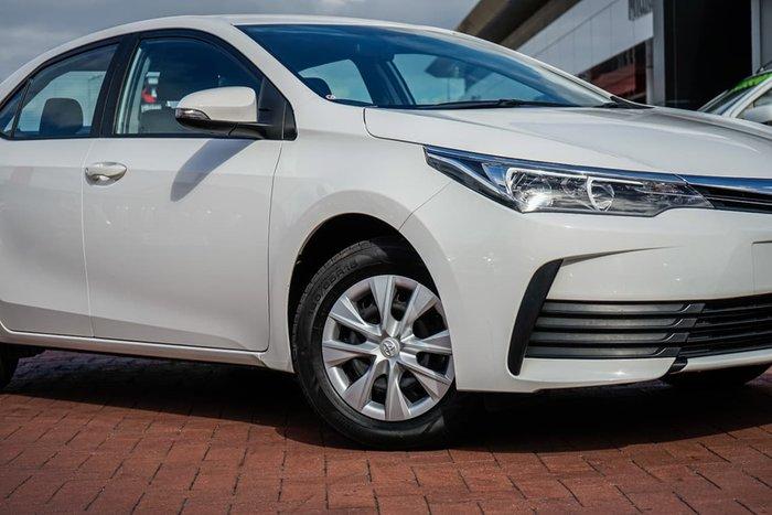 2018 Toyota Corolla Ascent ZRE172R White