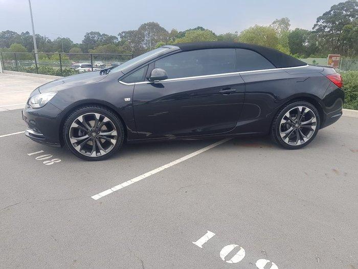 2015 Holden Cascada CJ MY15.5 Black
