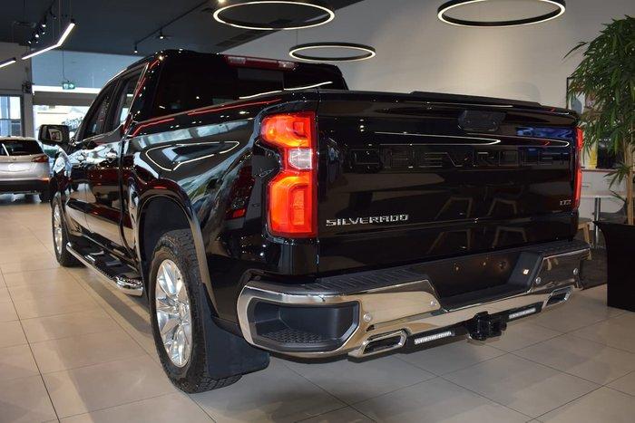 2020 Chevrolet Silverado 1500 LTZ Premium Edition T1 MY20 4X4 Black