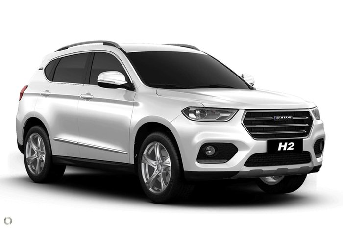 2020 Haval H2 LUX MY20 White