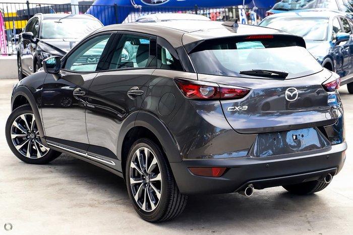 2020 Mazda CX-3 sTouring DK Titanium Flash