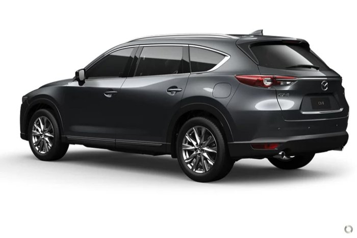 2020 Mazda CX-8 Asaki KG Series 4X4 On Demand Machine Grey