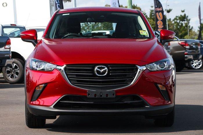 2020 Mazda CX-3 Neo Sport DK Soul Red Crystal