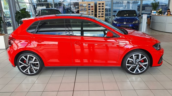 2020 Volkswagen Polo GTI AW MY21 Red