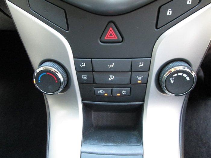 2012 Holden Cruze CD JH Series II MY12 Blue