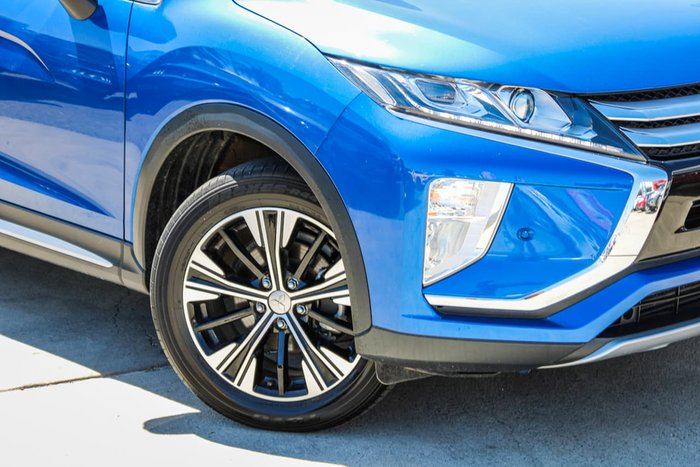 2019 Mitsubishi Eclipse Cross LS YA MY19 Blue