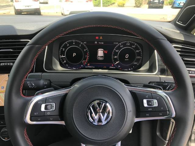 2019 Volkswagen Golf GTI 7.5 MY19.5 INDIUM GREY METALLIC