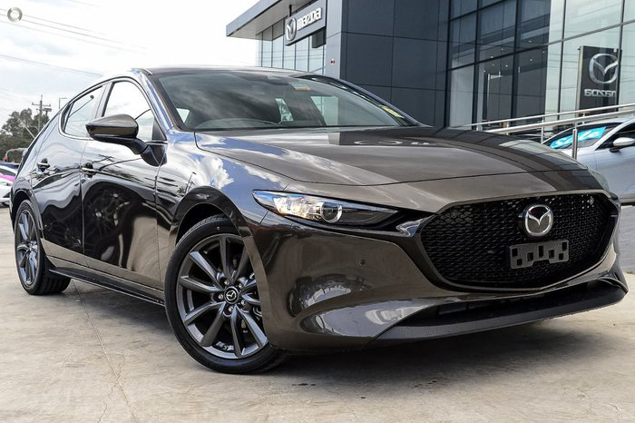 2020 Mazda 3 G20 Evolve BP Series Bronze