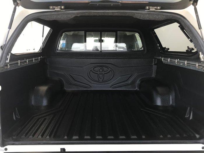 2017 Toyota Hilux Workmate GUN125R 4X4 Dual Range