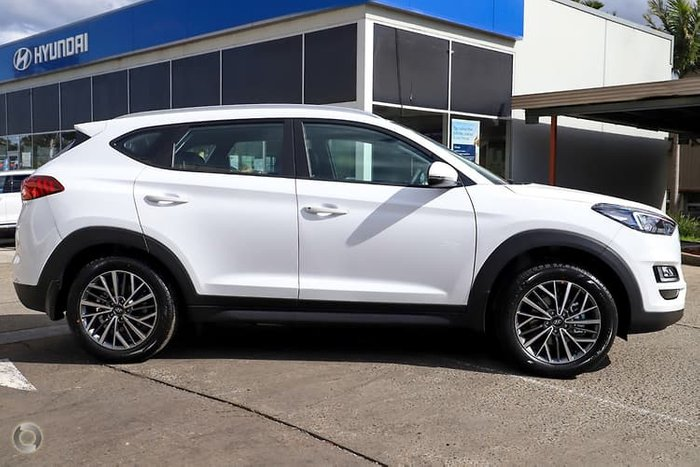 2020 Hyundai Tucson Active X TL4 MY20 4X4 On Demand White