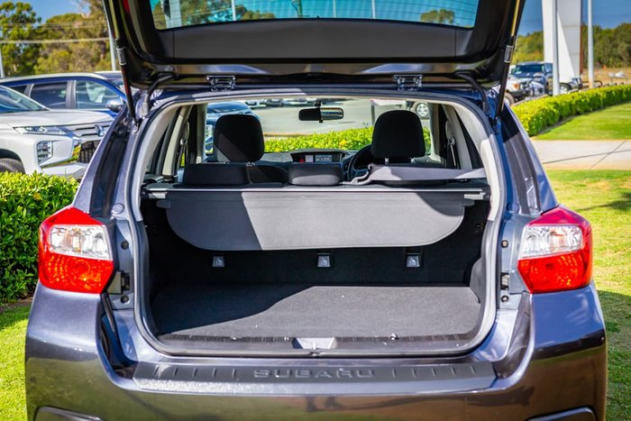 2013 Subaru XV 2.0i G4X MY13 Four Wheel Drive Grey