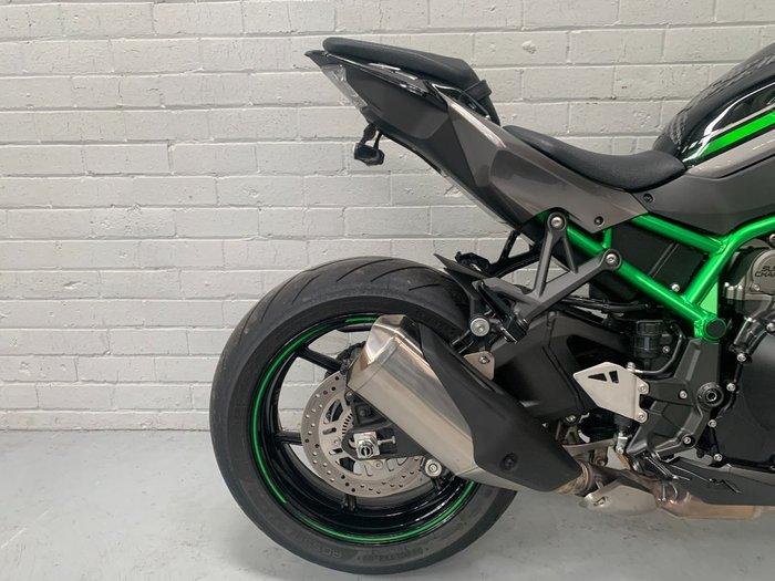 2020 Kawasaki Z H2 Black