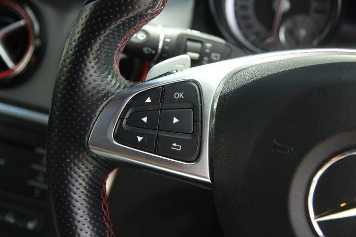 2015 Mercedes-Benz CLA-Class CLA250 Sport X117 Four Wheel Drive Silver