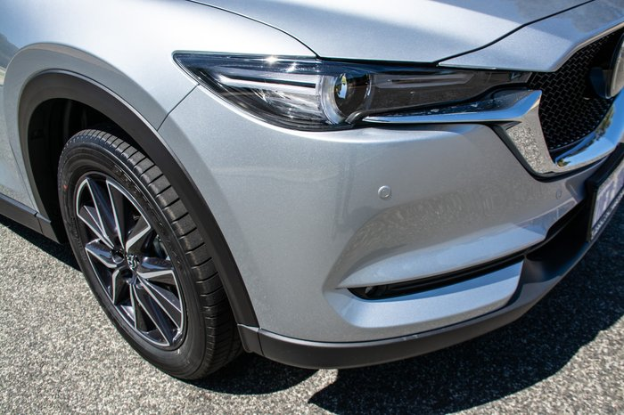 2020 Mazda CX-5 GT KF Series 4X4 On Demand Sonic Silver