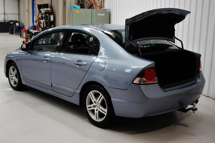 2006 Honda Civic Sport 8th Gen Blue