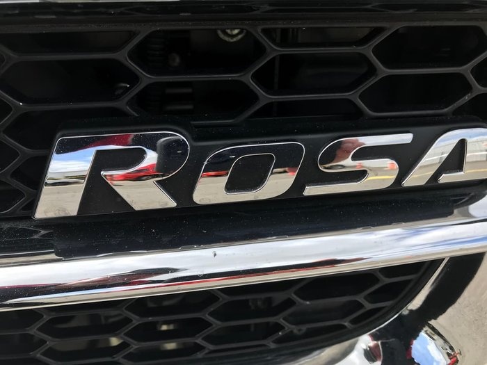 2016 MITSUBISHI FUSO ROSA DELUXE White