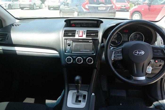 2014 Subaru XV 2.0i-L G4X MY14 Four Wheel Drive White