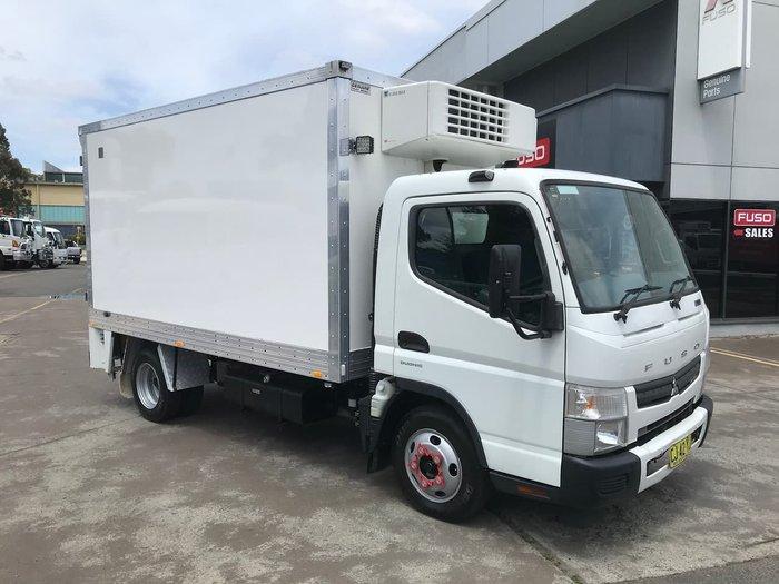 2016 MITSUBISHI CANTER 515 White