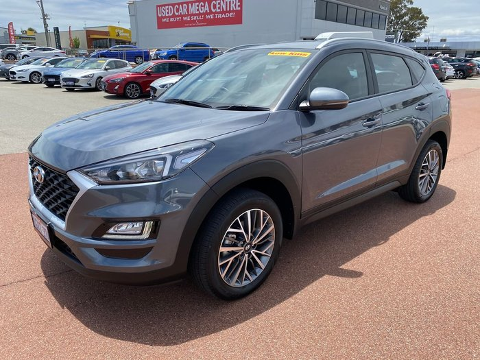 2019 Hyundai Tucson Active X TL4 MY20 Grey