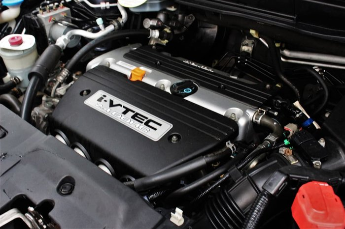 2007 Honda CR-V RE MY07 4X4 On Demand Grey