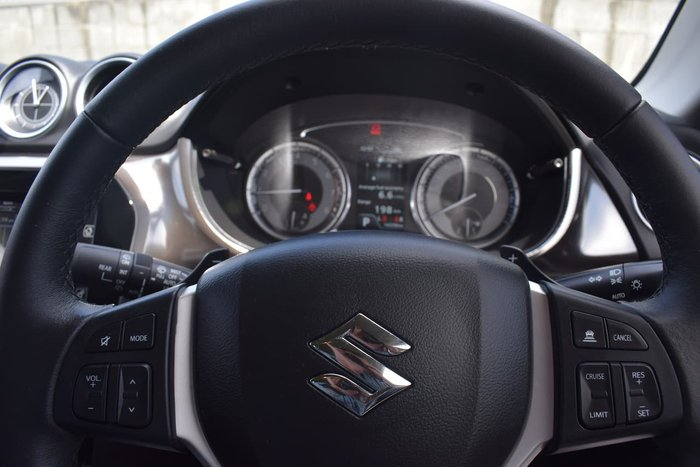 2018 Suzuki Vitara S Turbo LY Black