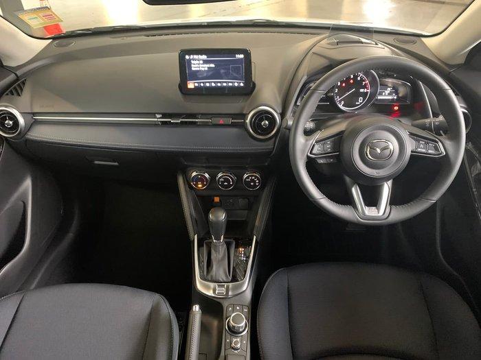 2020 Mazda 2 G15 Evolve DJ Series Sonic Silver