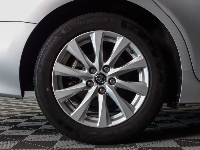 2018 Toyota Camry Ascent AXVH71R Silver