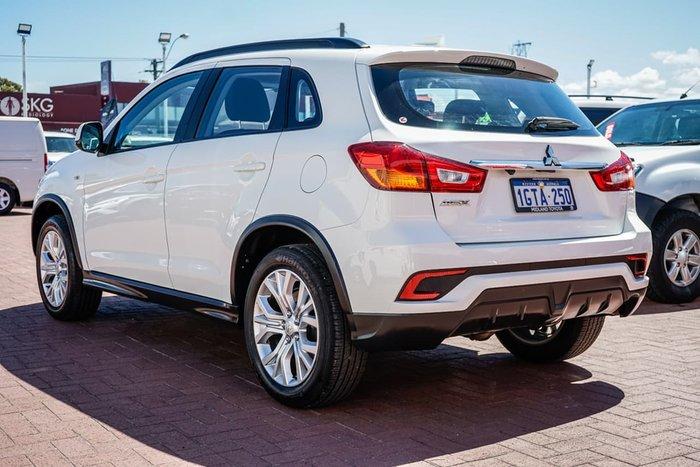 2018 Mitsubishi ASX ES XC MY19 White