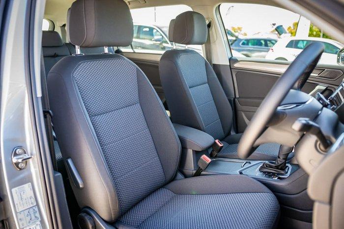 2020 Volkswagen Tiguan 110TSI Comfortline Allspace 5N MY20 Silver