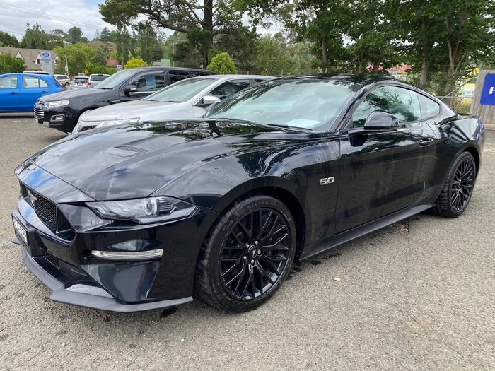2018 Ford Mustang GT FN MY19 Black