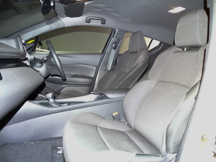 2019 Toyota C-HR NGX10R Yellow