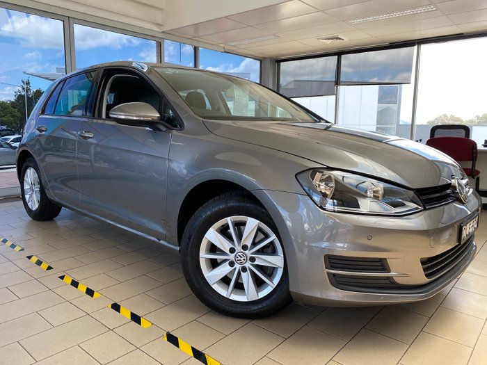 2017 Volkswagen Golf 92TSI Trendline 7 MY17 Grey