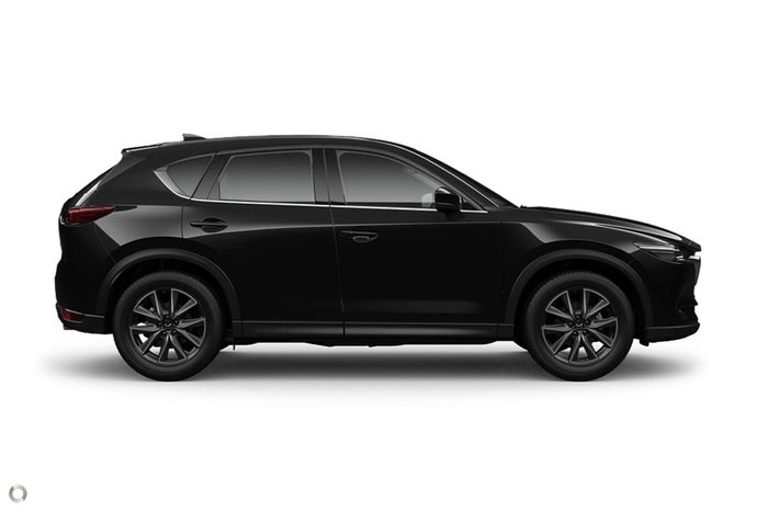 2020 Mazda CX-5 GT KF Series 4X4 On Demand Jet Black