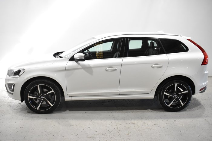 2014 Volvo XC60 D5 R-Design MY14 AWD White