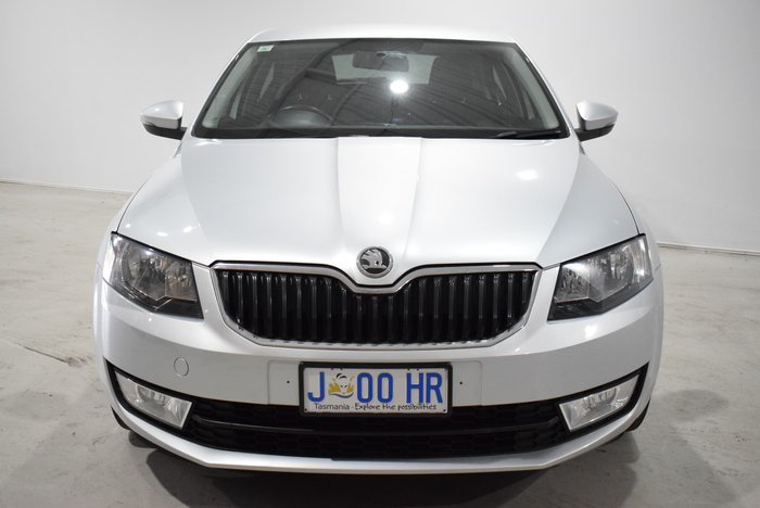 2014 SKODA Octavia Ambition Plus 103TSI NE MY15 Brilliant Silver