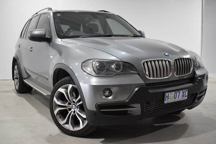 2009 BMW X5 xDrive30d Executive E70 MY09 4X4 Constant Grey