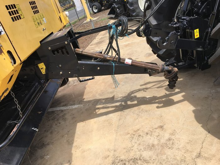 2016 NEW HOLLAND BR7070 SUPERFEED Yellow