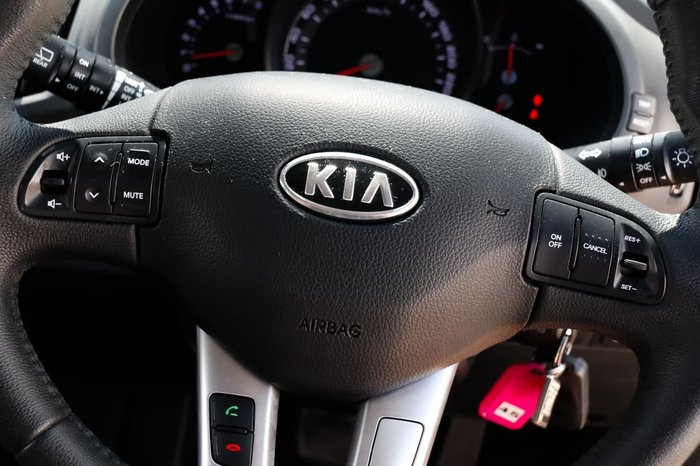 2011 Kia Sportage SLi SL 4X4 On Demand Brown