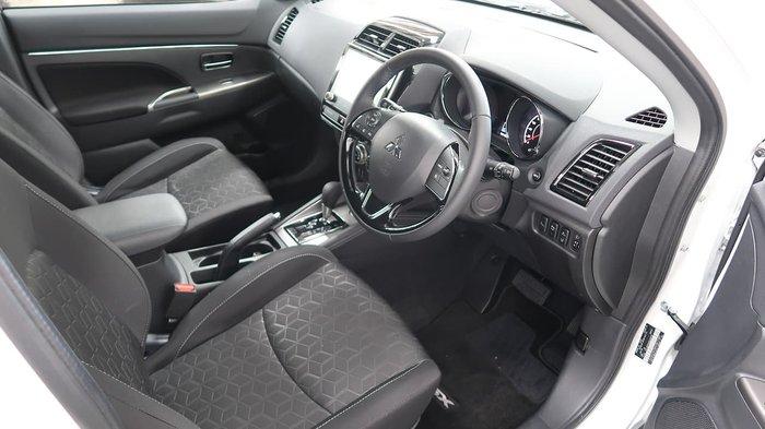 2019 Mitsubishi ASX LS XD MY20 White