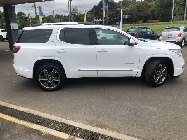 2019 Holden Acadia LTZ-V AC MY19 4X4 On Demand SUMMIT WHITE
