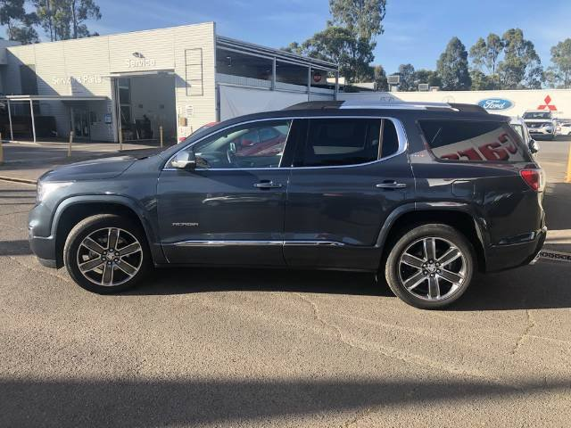 2019 Holden Acadia LTZ-V AC MY19 4X4 On Demand GUN DARK SHADOW