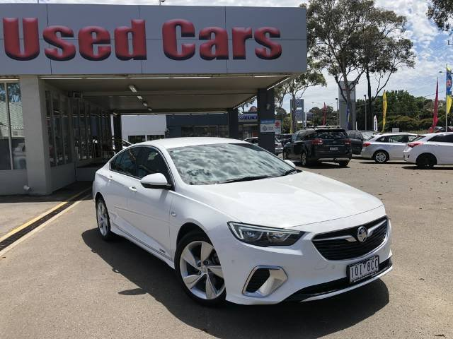 2019 Holden Commodore RS-V ZB MY20 4X4 On Demand SUMMIT WHITE