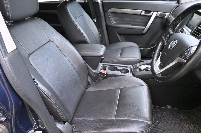 2017 Holden Captiva Active CG MY17 Blue