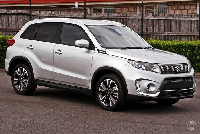 2020 Suzuki Vitara Turbo LY Series II Silver