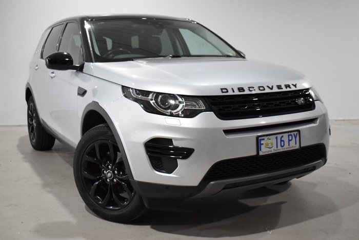2016 Land Rover Discovery Sport TD4 150 SE L550 MY17 4X4 Constant Silver