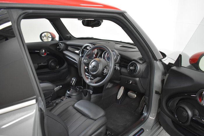 2018 MINI Hatch John Cooper Works F56 LCI Grey